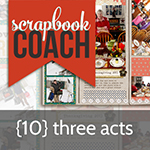 Scrapbook Coach at Get It Scrapped